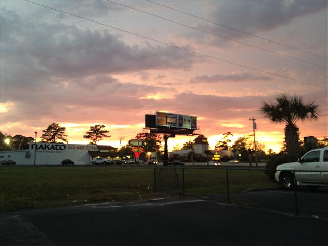 Kings Hwy Sunset