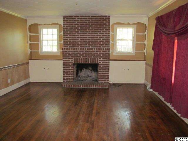 Conway Amber Lane Fireplace
