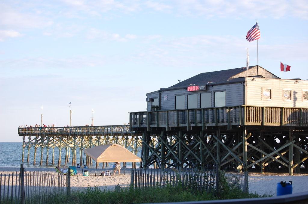 Pier 14 Filed Under Myrtle Beach